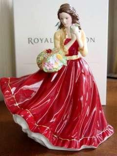 Royal Doulton Pretty Ladies CHARLOTTE Figurine # HN 5382   NEW
