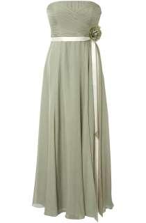 BNWT COAST ALLURE MAXI DRESS THYME GREEN SIZE 8