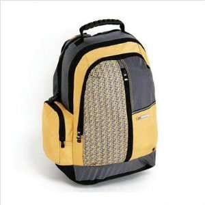 CalPak BNB101 Astro 18 Deluxe Laptop Backpack Color Gold