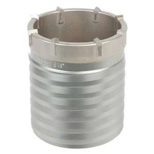 Inch x 4 Inch 8 Teeth Hollow Core Bit with 1:8 Internal Tapered Shank
