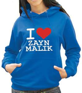 Love Zayn Malik Hoody, Hoodie, Hooded Top   Any Colour or Size (1337