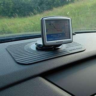 GENIUS ULTRA SLIM CAR SAT NAV GPS RUBBER MAT |