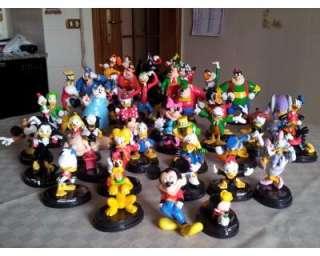 Collezione pupazzi Disney 3D a Roma    Annunci