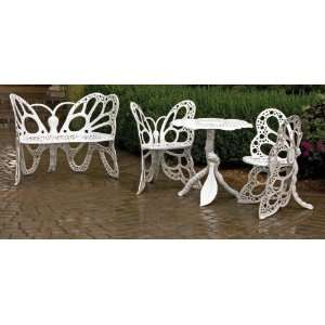 Flowerhouse Butterfly Deluxe Garden Set Patio, Lawn