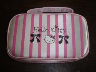 NINTENDO 3DS 3 DS HELLO KITTY CASES POUCHES UK U.K NEW