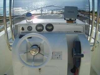 Vendesi Barca Arcos 517 con motore Yamaha 40/70 nuovo. Prez trattabile