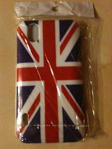 FUNDA DURA LG OPTIMUS BLACK   P 970   BANDERA REINO UNIDO INGLESA UK