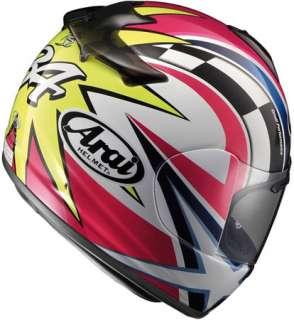 Casco Helmet Casque Helm Arai Chaser Kevin Schwantz S