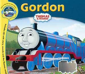 GORDON (THOMAS THE TANK ENGINE BOOK & CD SET NEW