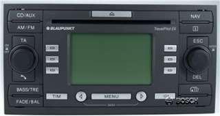 Radio Navigation Blaupunkt FORD Fiesta Transit TPEX MP3