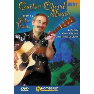 Homespun Guitar Chord Magic: Cool Chords 1 (Dvd): Musical