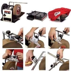 : JET Slow Speed Wet Sharpener Complete Master Kit: Home Improvement