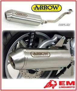 Scarico Marmitta Arrow Reflex Suzuki Burgman 400 K7/K10