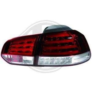 Fari fanali Posteriori LED frecce VW Volkswagen Golf VI 6 GTI Sport