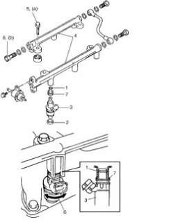 Repair Guides  Gasoline Fuel Injection Systems  Fuel Rail (supply