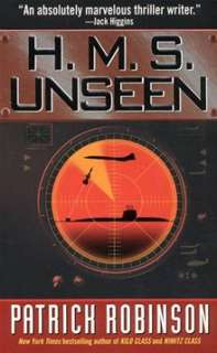 Unseen By Patrick Robinson   eBook   Kobo