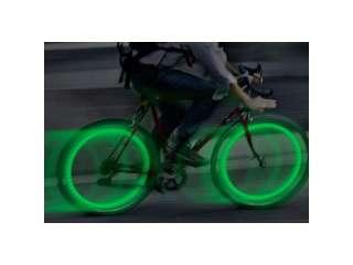 2x tapón Rueda luces led bicicleta bici moto coche (11794402)