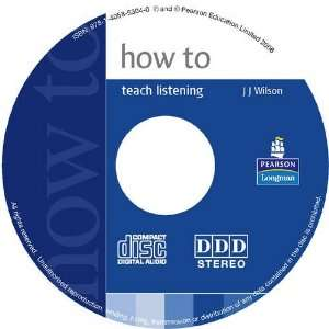 How to Teach Listening Audio CD for Pack (9781405853040