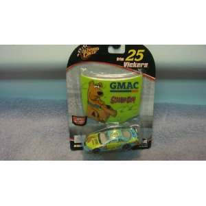 Winners Circle 2005 Brian Vickers #25 Scooby Doo Car 1/64