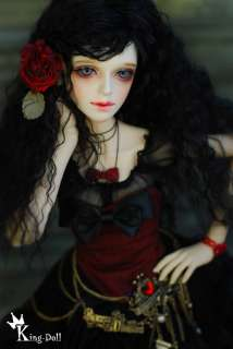 Emma girl head kings shop 1/3 doll bjd SD super dollfie