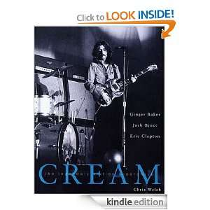 Cream Eric Clapton, Jack Gruce and Ginger Baker    The Legendary 60s