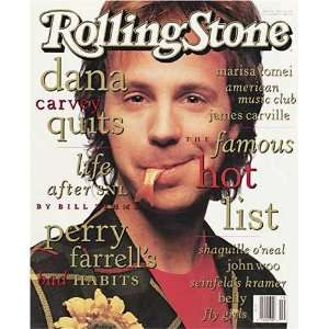 Magazine, Issue 656, May 1993, Dana Carvey Cover Jann S Wenner Books