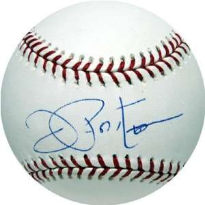 Joe Pepitone Autographed MLB Baseball: Sports & Outdoors