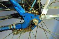 Montgomery Wards Hawthorne middleweight bicycle bike blue rough