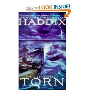 The Missing Book 4 (9780545386449): Margaret Peterson Haddix: Books