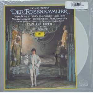 Richard Strauss Der Rosenkavalier Laser CD Video