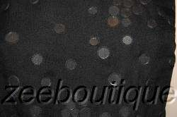 VICTORIA BECKHAM 2009 No01 Gavarnie Black Dress,6