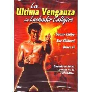 Luchador Callejero: Sonny Chiba, Bruce Li, Sakae Ozawa: Movies & TV