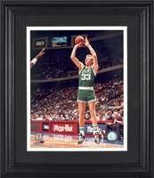 Boston Celtics Larry Bird Home