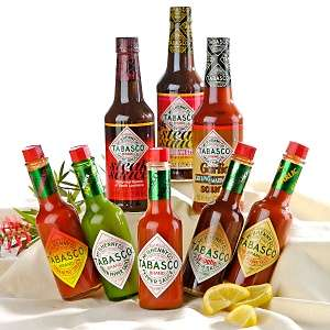 TABASCO® Large Gift Box Set of 8