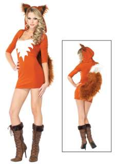 Sexy Fox Costume   Womens Sexy Animal Costumes