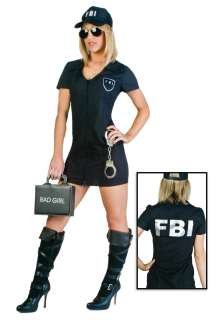 Adult Police Costumes Womens Police Costumes Womens Sexy FBI Costume