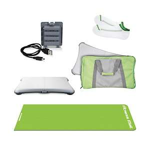 Nintendo Wii Fit 5 in 1 Fitness Accessory Pack