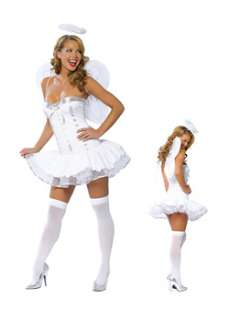 Pc Heaven Sent for  Cheap Angels Halloween Costume for Sexy
