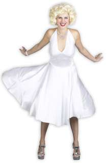 Deluxe Marilyn Monroe TM Costume   Classic Marilyn Monroe Costumes