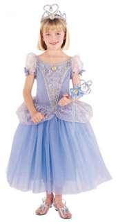 Girls Disney Princess Cinderella Costume   Disney Costumes