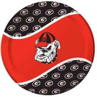 Halloween Costumes Georgia Bulldogs   Dinner Plates (8 count)