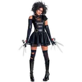 Halloween Costumes Edward Scissorhands   Miss Scissorhands Adult