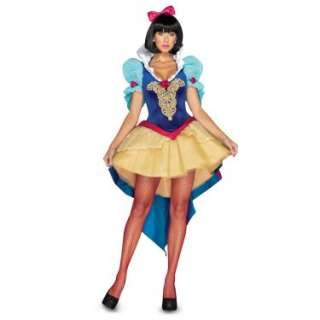 Halloween Costumes Sexy Snow White Deluxe Adult Costume