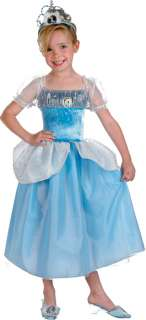 Child Cinderella Costume   Disney Princess Costumes   15DG6317