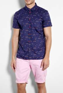 Marc Jacobs  Twilight Finch Charm Print Shirt by Marc By Marc Jacobs