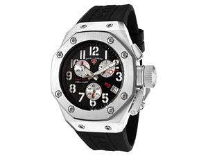 Newegg   SWISS LEGEND Mens Trimix Diver Chronograph Black Rubber