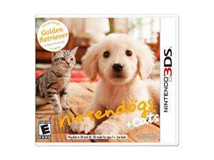 Cas Golden Reriever and New Friends 3DS Ninendo 3DS Game Ninendo