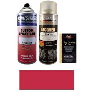 Oz. Garnet Pearl Metallic Spray Can Paint Kit for 1984 Dodge Van (CR6