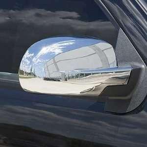 07 Tahoe / Silverado/ Suburban 2007 Chrome Mirror Overlay Automotive