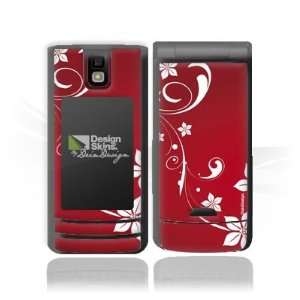 Design Skins for Nokia 6650   Christmas Heart Design Folie